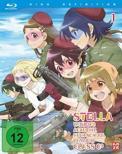 Stella Women's Academy, High School Division Class C3 - Blu-ray