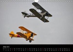 Military Aircraft (Wall Calendar 2015 DIN A4 Landscape)
