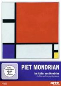 Mondrian-Im Atelier von Mond