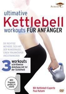 Kettlebell Workouts für Anfänger - DVD