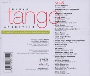 Nuevo Tango Argentino Vol.3
