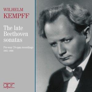 Die späten Sonaten-Sonaten 24,36-32