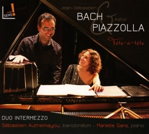 Bach & Piazzolla Tete a tete