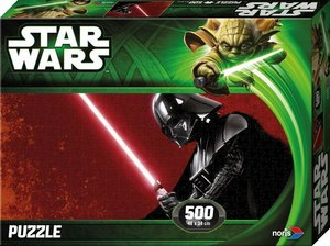 Star Wars-EP2/3 500tlg Puzzle Darth Vader