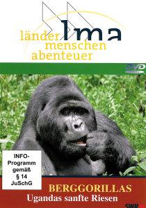 Kongo-Berggorillas,Sanfte Riesen