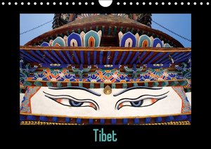 Tibet (Wandkalender 2016 DIN A4 quer)
