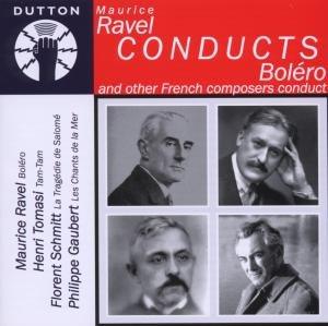 Ravel Conducts Bolero
