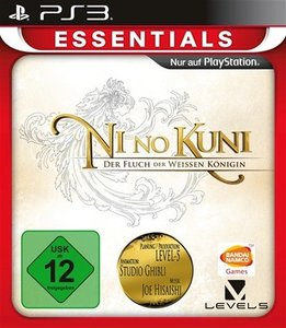 Ni No Kuni: Der Fluch der weissen Königin (Essentials)