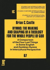 Hymns: The Making and Shaping of a Theology for the Whole People
