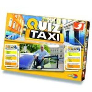 Quiz Taxi Familienbrettspiel