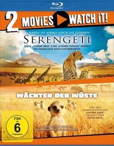 Serengeti/Wächter der Wüste BD