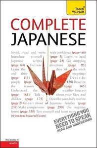 Teach Yourself. Complete Japanese