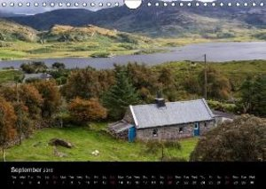 Landscapes of ireland (Wall Calendar 2015 DIN A4 Landscape)