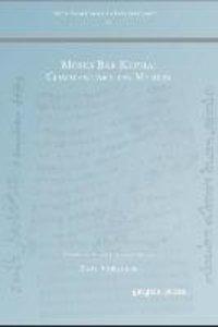 Moses Bar Kepha: Commentary on Myron