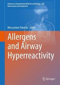 Allergens and Airway Hyperreactivity