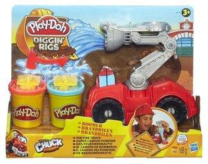 Play-Doh Boomer, das Feuerwehrauto