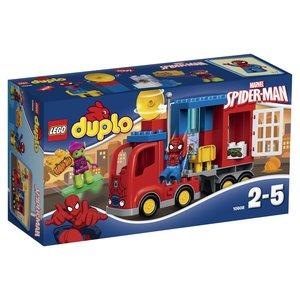 LEGO 10608 - Spider-Man: Spider-Truck Abenteuer