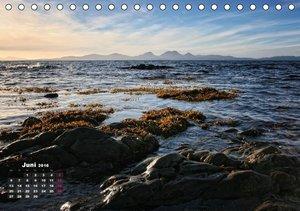 Naturparadies Schottland (Tischkalender 2016 DIN A5 quer)