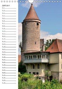 Dinkelsbühl - Romantisches Kleinod (Wandkalender 2017 DIN A4 hoc