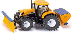 SIKU 2940 - Traktor mit Räumschild