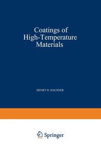 Coatings of High - Temperature Materials