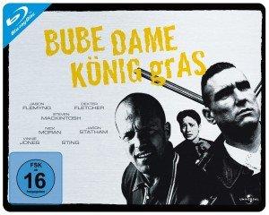 Bube Dame König Gras-Quer Steelbook
