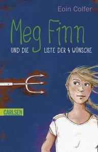 Colfer, E: Meg Finn u.d. Liste d. vier Wünsche