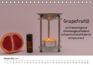 Aromatherapie - Düfte für die Seele