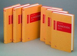 Komödien. 6 Bände