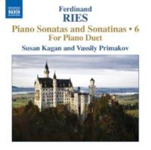 Klaviersonaten und-sonatinen Vol.6