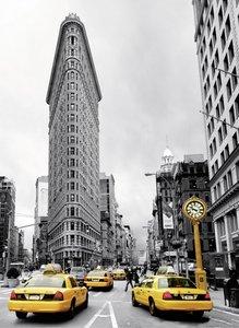 Flatiron Building, NYC. Puzzle 500 Teile