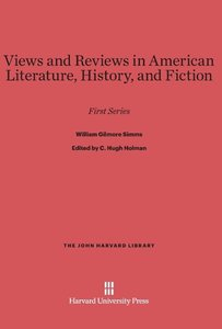 Views and Reviews in American Literature, History and Fiction