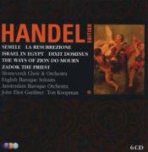 Vol.5/Semele/Israel In Egypt/Dixit Dominus/Za