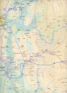 Arizona & New Mexico 1:900.000