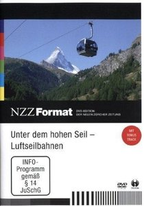 Unter dem hohen Seil - Luftseilbahnen - NZZ Format