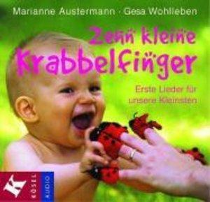 Zehn kleine Krabbelfinger. CD