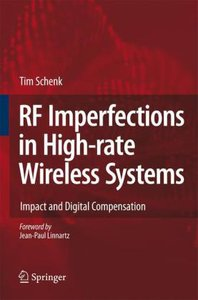 RF Imperfections in High-rate Wireless Systems