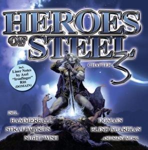 Heroes Of Steel Vol.3