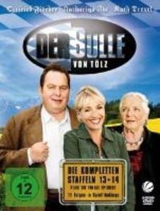 Der Bulle von Tölz - Staffel 13+14 (Softbox)