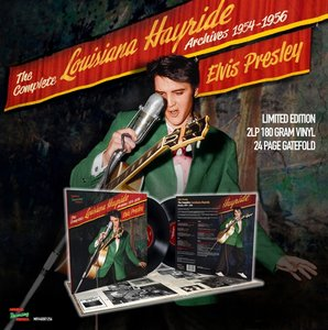 The Complete Louisiana Hayride Archives 1954 ? 195