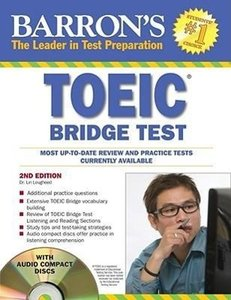 TOEIC Bridge Test with Audio-CD