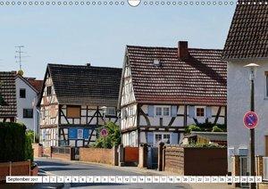 Langenselbold vom Frankfurter Taxifahrer Petrus Bodenstaff (Wand