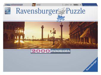 Ravensburger 16692 - Markusplatz, Venedig, Puzzle, 2000 Teile - zum Schließen ins Bild klicken