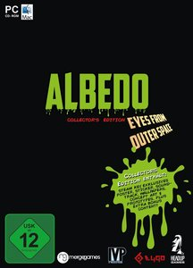 ALBEDO- Eyes from Outer Space - Collectors Edition