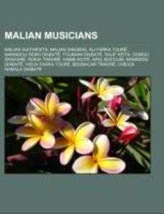 Malian musicians
