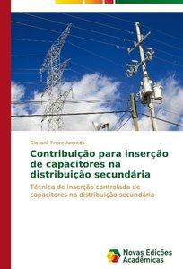 Contribuição para inserção de capacitores na distribuição secund