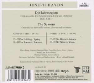Haydn: Die Jahreszeiten
