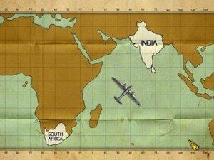 Die Suche nach Amelia Earhart