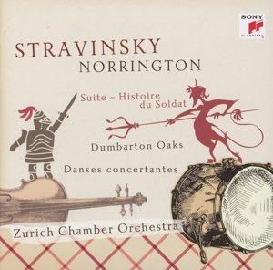 L'Histoire du Soldat/Dumbarton Oaks/Danses concert