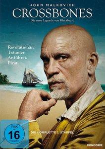 Crossbones-Die komplette 1.Staffel (DVD)